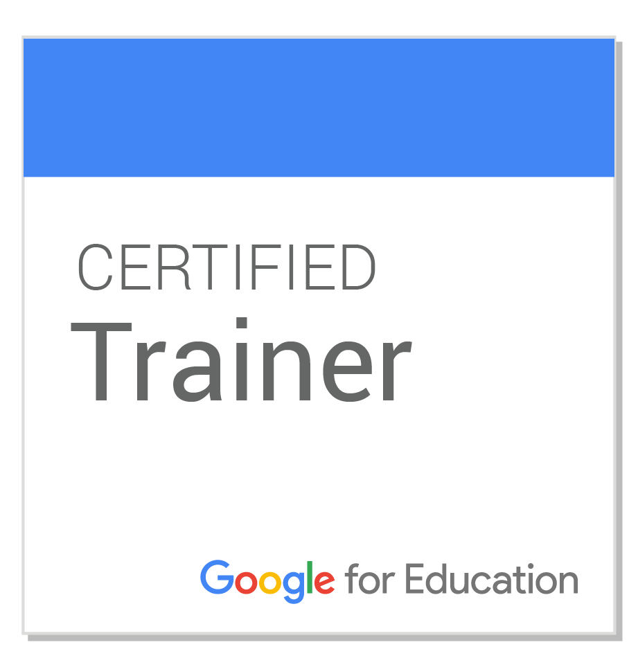 Google Trainer Badge