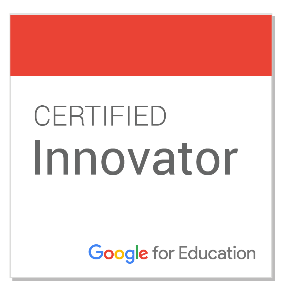 Google Innovator Badge